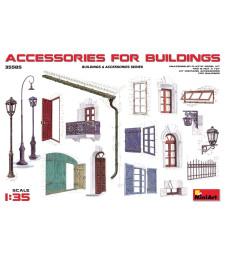 1:35 Аксесоари за сгради (Accessories for Buildings)