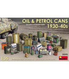 1:35 Туби за масло и петрол1930-40s