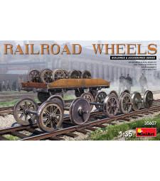 1:35 Железопътни колела (Railroad Wheels)
