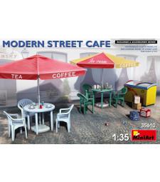 1:35 Съвременно кафане (Modern Street Cafe)