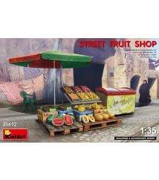 1:35 Улична сергия за плодове (Street Fruit Shop)