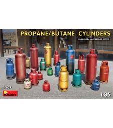 1:35  Пропан-Бутан бутилки (Propane/Butane Cylinders)