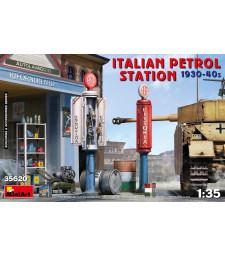 1:35 Италианска бензиностанция 1930-40-те
