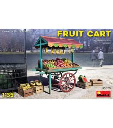 1:35 Количка с плодове