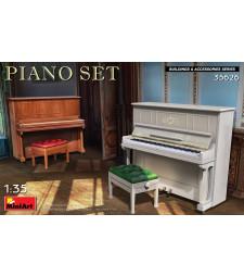 1:35 Комплект от 2 пиана