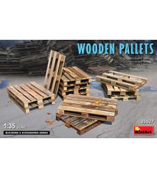 1:35 Дървени палети (Wooden Pallets)