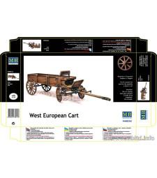 1:35 Европейска каруца (West European Cart)