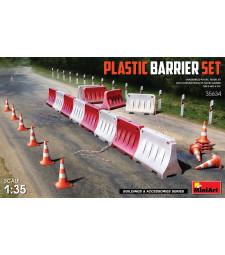 1:35 Пластмасови бариери