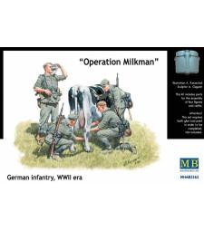 1:35 Операция Млекар - 4 фигури