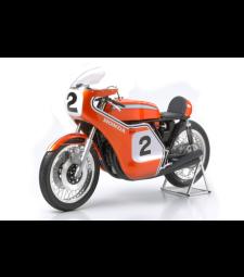 1:6 Мотоциклет Honda CB750 Racing- полусглобен модел
