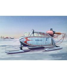 1:35 Soviet NKL-6Aerosan