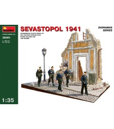 1:35 Севастопол 1941 (Sevastopol 1941) - 5 фигури