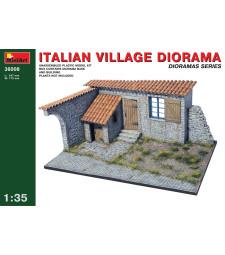 1:35 Диорама на Италианско село