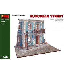 1:35 Европейска улица (European Street)