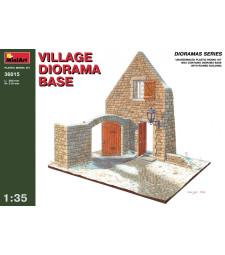 1:35 База за диорама село