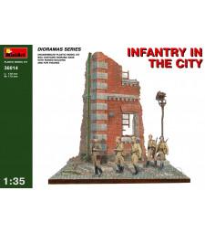 1:35 Пехота в града - 5 фигури