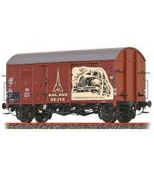 H0 Товарен вагон Gms 30 DB, III, Magirus