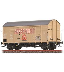 H0 Товарен вагон Gms 30 ÖBB, III, Anker Bro