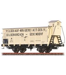 H0 Товарен вагон G10 KPEV, I, Gluckauf Brau
