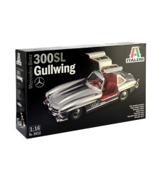 1:16 Автомобил MERCEDES-BENZ 300 SL GULLWING