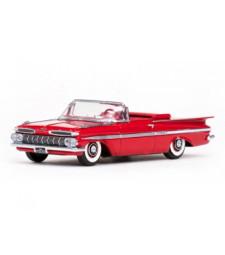 Chevrolet Impala 1959 - Roman Red