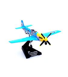 1:72 Американски изтребител П-51Д Мустанг (P-51D Mustang Louiv, E2*C 375th fs, 361th fg)