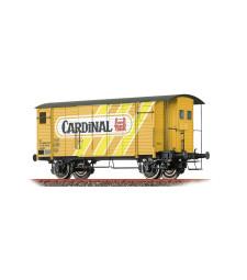 H0 Товарен вагон K2 Gklm SBB, IV, Cardinal