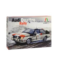 1:24 Автомобил AUDI QUATTRO RALLY