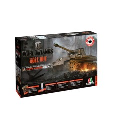 1:35 Германски тежък танк PANTHER Ausf. G - World of Tanks