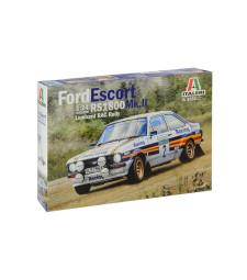 1:24 Състезателен автомобил Ford Escort RS 1800 Mk.II Lombard RAC Rally