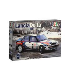 1:24 Състезателен автомобил LANCIA HF INTEGRALE