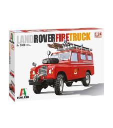 1:24 Пожарен автомобил LAND ROVER FIRE TRUCK