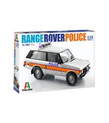 1:24 Полицейски автомобил Рейндж Роувър (POLICE  RANGE ROVER)