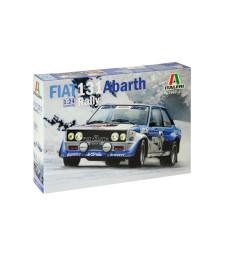 1:24 Състезателен автомобил FIAT 131 ABARTH RALLY