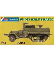 1:72 Американски полувержен автомобил US M3 HALFTRACK