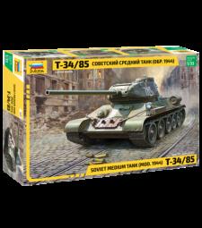 1:35 Съветски среден танк Т-34/85 (SOVIET MEDIUM TANK T-34/85)