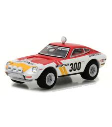 Tokyo Torque Series 1 - 1973 Datsun Baja Z - #300 Brock Racing Enterprises (BRE) - Peter Brock Solid Pack