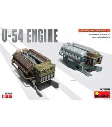 1:35 Двигател V-54