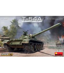 1:35 Съветски среден танк Т-54А, с интериор (T-54A Interior Kit)