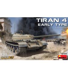 1:35 Израелски танк Тиран 4, ранна версия, с интериор (Tiran 4 Early Type. Interior Kit)
