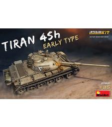 1:35 Танк Тиран 4 Sh, ранна версия - модел с интериор (Tiran 4 Sh Early Type Interior Kit)
