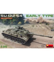 1:35 Съветски танк СУ-122-54, ранен вариант (SU-122-54 Early Type)