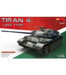 1:35 Израелски танк Тиран 4, късна версия (Tiran 4 Late Type)
