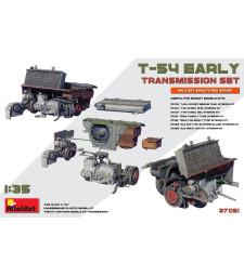 1:35 Трансмисия за танк T-54, ранна версия