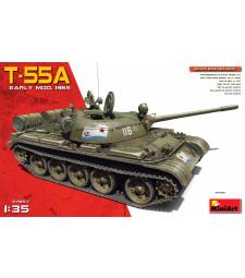 1:35 Съветски танк Т-55А, ранна версия, 1965 (T-55A Early Mod. 1965)