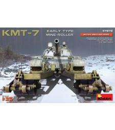 1:35 Колесен минен трал, ранен тип (KMT-7 Early Type Mine-Roller)