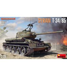 1:35 Сирийски танк T-34/85