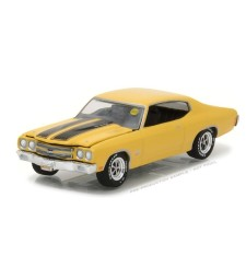 1970 Chevy COPO Chevelle - COPO Daytona Yellow Solid Pack - Mecum Auctions Collector Cars Series 1