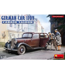 1:35 Германски кабриолет 170V Cabrio Saloon (German Car 170V Cabrio Saloon)