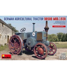 1:35 German Agricultural Tractor D8500 Mod. 1938